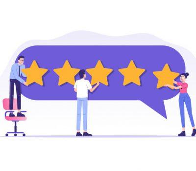 rating-on-customer-service